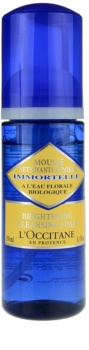 L'Occitane Immortelle Cleansing Foam for All Skin Types