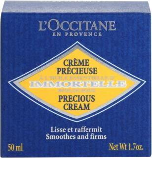 L'Occitane Immortelle crema de día con perpetua