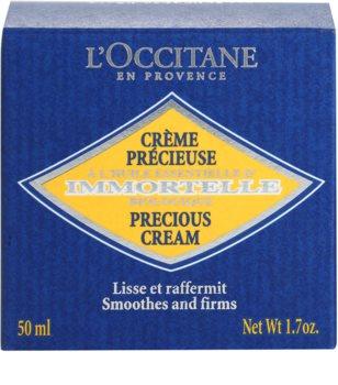 L'Occitane Immortelle slamienkový denný krém