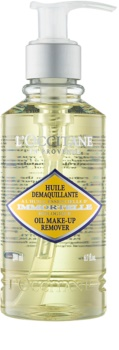 L'Occitane Immortelle Makeup Removing Oil for Face and Eyes