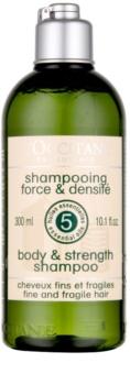 L'Occitane Aromachologie šampón pre posilnenie vlasov