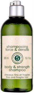 L'Occitane Aromachologie šampon za krepitev las