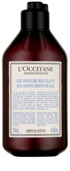 L'Occitane Aromachologie relaksacijski gel za prhanje