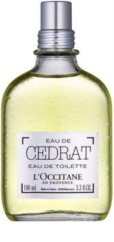 L'Occitane Cedrat eau de toilette per uomo 100 ml