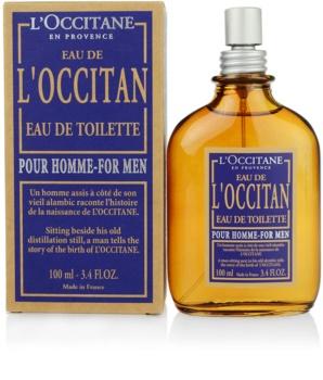 L'Occitane Eau de L'Occitan Pour Homme toaletná voda pre mužov 100 ml