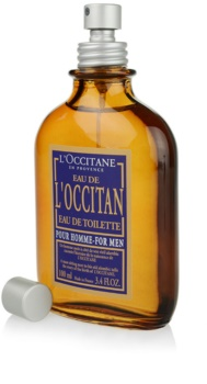L'Occitane Eau de L'Occitan Pour Homme eau de toilette férfiaknak 100 ml
