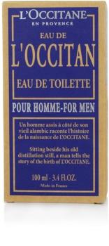 L'Occitane Eau de L'Occitan Pour Homme toaletní voda pro muže 100 ml