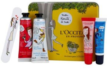 L'Occitane L'Occitane Hugs and Kisses zestaw kosmetyków III.