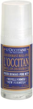 L'Occitane Pour Homme αποσμητικό ρολλ-ον για άντρες