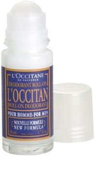 L'Occitane Pour Homme Roll-On Deodorant für Herren