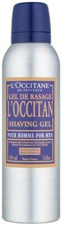 L'Occitane L'Occitane Pour Homme gel de afeitar