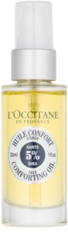 L'Occitane Karité jemný pleťový olej s bambuckým máslem