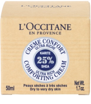 L'Occitane Karité nährende und beruhigende Hautcreme