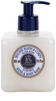 L'Occitane Karité extra jemné mýdlo na ruce a tělo