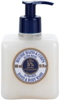 L'Occitane Karité jabón extra suave para cuerpo y manos