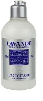 L'Occitane Lavande testápoló tej