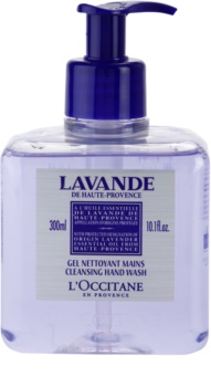 L'Occitane L'Occitane Lavande sabonete líquido para mãos