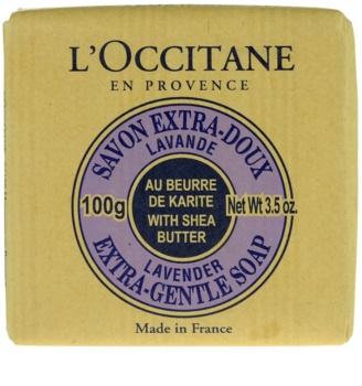 L'Occitane Lavande mýdlo