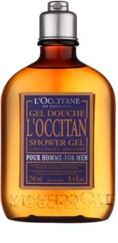L'Occitane L'Occitan Douchegel voor Lichaam en Haar  voor Mannen