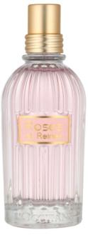 L'Occitane Roses Et Reines toaletní voda pro ženy 75 ml