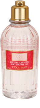 L'Occitane Rose jemný sprchový gel
