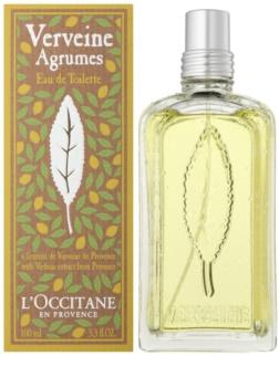 L'Occitane Verveine Agrumes toaletní voda unisex 100 ml