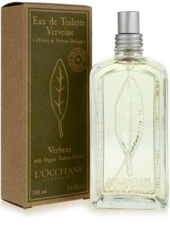 L'Occitane Verveine eau de toilette pentru femei 100 ml