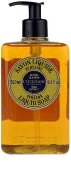 L'Occitane Verveine sabonete líquido