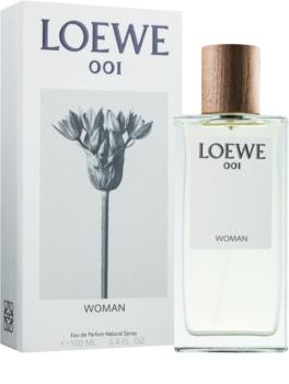 Loewe 001 Woman Eau de Parfum για γυναίκες 100 μλ