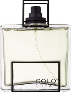 Loewe Solo Loewe Esencial Eau de Toilette for Men 100 ml