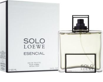 Loewe Solo Loewe Esencial toaletna voda za moške 100 ml