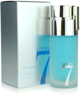 Loewe 7 Natural eau de toilette pour homme 100 ml