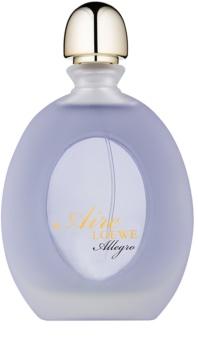 Loewe Aire Loewe Allegro eau de toilette pour femme 125 ml