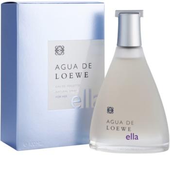 Loewe Agua de Loewe Ella eau de toilette pour femme 100 ml