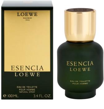 Loewe Esencia Loewe Eau de Toilette for Men 100 ml