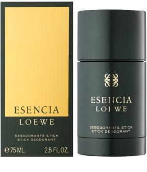 Loewe Esencia Loewe dédorant stick pour homme 75 ml