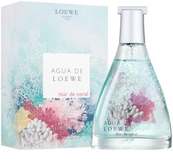 Loewe Agua de Loewe Mar de Coral toaletna voda uniseks 100 ml