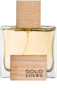 Loewe Solo Loewe Cedro Eau de Toilette voor Mannen 50 ml