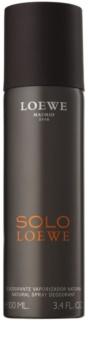 Loewe Solo Loewe Deo Spray for Men 100 ml