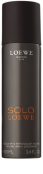 Loewe Solo Loewe déo-spray pour homme 100 ml