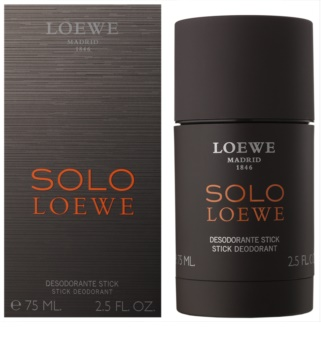 Loewe Solo Loewe dédorant stick pour homme 75 ml