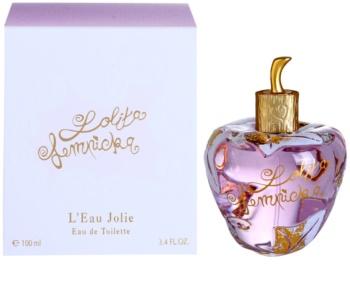 Lolita Lempicka L'Eau Jolie toaletná voda pre ženy 100 ml