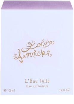 Lolita Lempicka L'Eau Jolie Eau de Toilette für Damen 100 ml