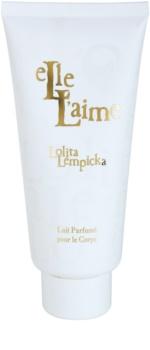 Lolita Lempicka Elle L'aime Body Lotion for Women 200 ml