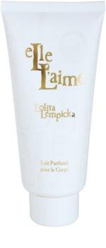 Lolita Lempicka Elle L'aime leche corporal para mujer 200 ml