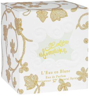 Lolita Lempicka L´Eau en Blanc Eau de Parfum voor Vrouwen  100 ml