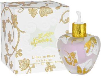 Lolita Lempicka L'Eau en Blanc Parfumovaná voda pre ženy 50 ml