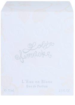 Lolita Lempicka L´Eau en Blanc woda perfumowana dla kobiet 75 ml Edycja limitowana