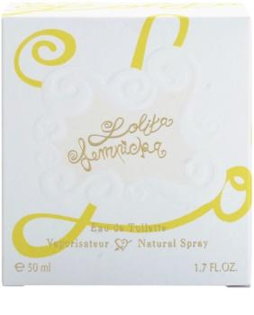 Lolita Lempicka Le Premier Parfum eau de toilette pentru femei 50 ml