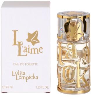 Lolita Lempicka L L'Aime toaletna voda za ženske 40 ml
